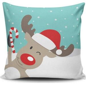 Polštář Christmas Fun, 45x45 cm