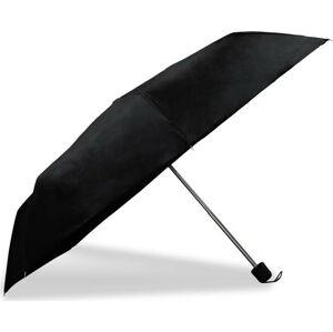 Černý skládací deštník Bluestar