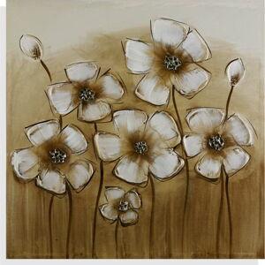 Obraz na plátně Versa Flores Unga, 60x60cm