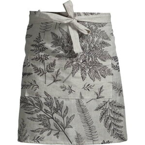 Zástěra s příměsí lnu Linen Couture Delantal Countryside