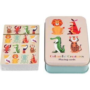 Hrací karty Rex London Colourful Creatures