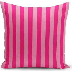 Povlak na polštář Minimalist Cushion Covers Pinkie Stripes, 45 x 45 cm