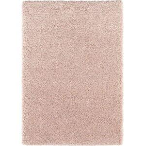 Světle růžový koberec Elle Decor Lovely Talence, 140 x 200 cm