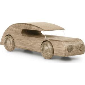 Soška z masivního dubového dřeva Kay Bojesen Denmark Sedan