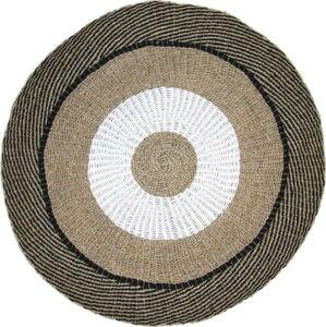 Bavlněný koberec HSM collection Art of Nature Luro, ⌀ 150 cm
