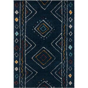 Modrý koberec Mint Rugs Disa, 120 x 170 cm
