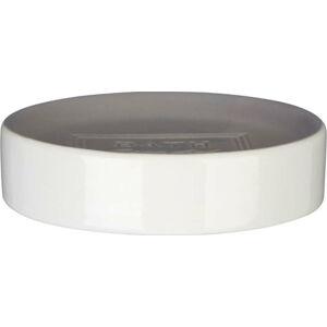 Bílo-šedá mýdlenka Premier Housewares Vida