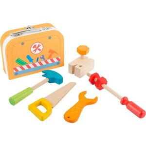 Dětský dřevěný set pro malé opraváře Legler Tolls