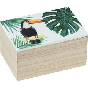 Úložný box Wenko Tucan, 15 x 10 cm