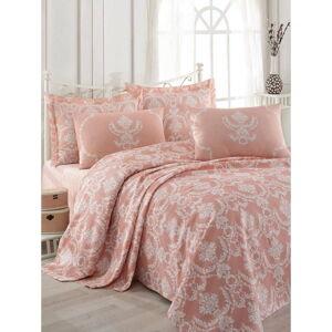 Lehký prošívaný bavlněný přehoz přes postel Ramido Mismo, 140 x 200 cm