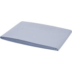 Světle modré elastické prostěradlo na jednolůžko Bella Maison Basic Fitted Sheet, 100 x 200 cm