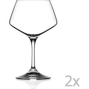 Sada 2 sklenic RCR Cristalleria Italiana Savina, 505 ml