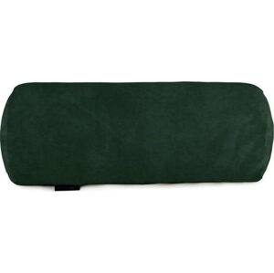 Zelený dekorativní polštář Velvet Atelier, 50 x 20 cm