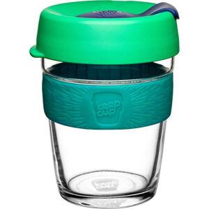 Cestovní hrnek s víčkem KeepCup Brew Floret, 340 ml
