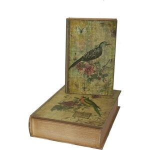 Sada 2 krabiček Book Box