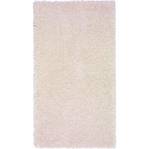 Krémově bílý koberec Universal Aqua Liso, 67 x 300 xm
