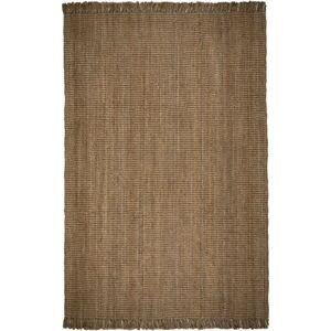 Hnědý jutový koberec Flair Rugs Jute, 200 x 290 cm