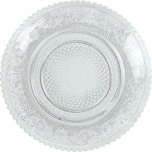 Sada 6 skleněných dezertních talířů Villa d'Este Imperial,ø14,7cm