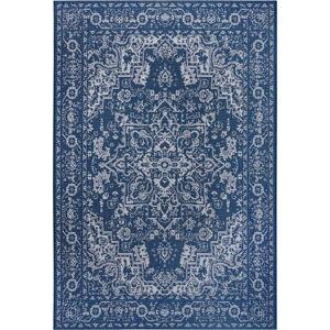 Modro-béžový venkovní koberec Ragami Vienna, 80 x 150 cm