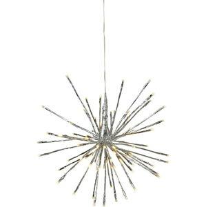 Svítící LED dekorace vhodná doexteriéru Best Season Firework, ⌀ 40 cm