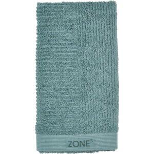 Petrolejově zelený ručník Zone Classic, 50x100cm