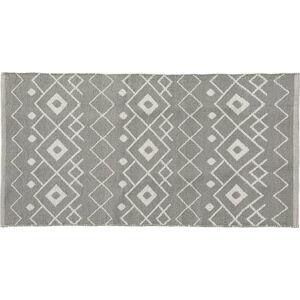 Šedý koberec La Forma Addison, 70 x 150 cm