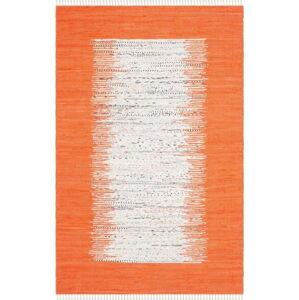 Koberec Safavieh Saltillo Orange, 182 x 121 cm