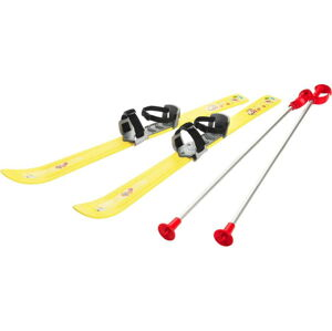 Dětské žluté lyže Gizmo Baby Ski, 90 cm