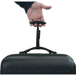 Černá digitální váha pro zvážení kufru Bluestar Toulon