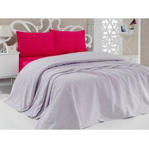 Přehoz přes postel Pique 209, 200 x 235 cm