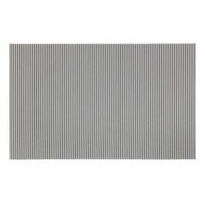 Šedá koupelnová předložka Wenko Soft Foam,50x80cm
