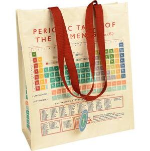 Nákupní taška z recyklovaného papíru Rex London Periodic Table