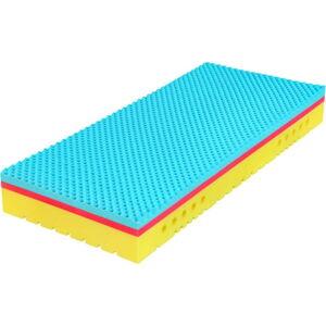Oboustranná matrace ProSpánek Tau Hard II Wellness, 140 x 200 cm