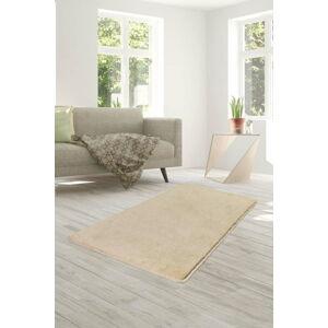 Světle béžový koberec Milano, 120x70cm