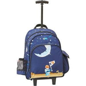 Modrý dětský batoh 2 v 1 LEGO® City Space
