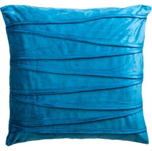 Modrý dekorativní polštář JAHU collections Ella,45x45cm