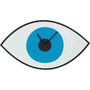 Nástěnné hodiny DOIY Mystic Time Eye, 39 x 23 cm