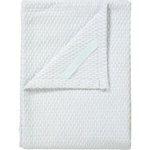 Sada 2 bílých bavlněných utěrek na nádobí Blomus Pattern, 50x70cm
