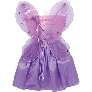 Fialový dětský kostým Legler Lili