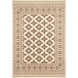 Béžový koberec Nouristan Sao Buchara, 200 x 290 cm