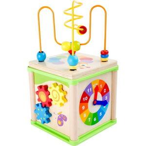 Dřevěná hračka pro rozvoj motoriky Legler Insect Motor