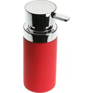 Červený dávkovač na mýdlo Versa Clargo