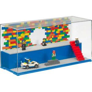 Modrá herní asběratelská skříňka LEGO®