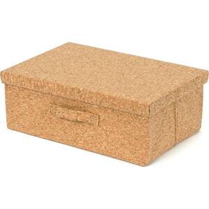 Skládací úložný korkový box Compactor Foldable Cork Box