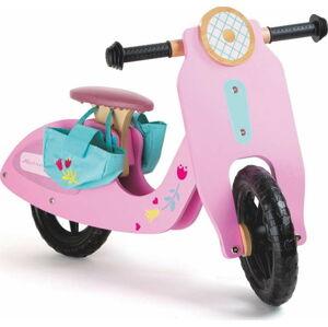 Dětská dřevěná motorka Legler Speedster