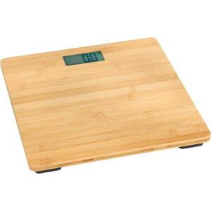 Bambusová osobní digitální váha Wenko Bamboo