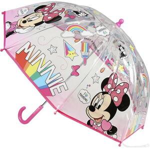 Dětský deštník Ambiance Minnie, ⌀71cm