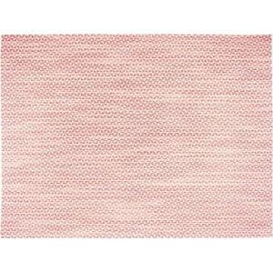 Světle červené prostírání Tiseco Home Studio Melange Triangle, 30x45cm