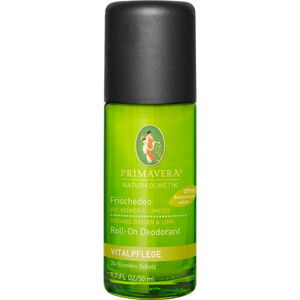 Deo roll-on Primavera Zázvor Limeta, 50 ml