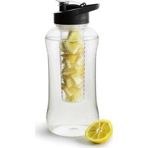 Láhev na vodu se zásobníkem na ovoce Sagaform Fresh, 1,8 l